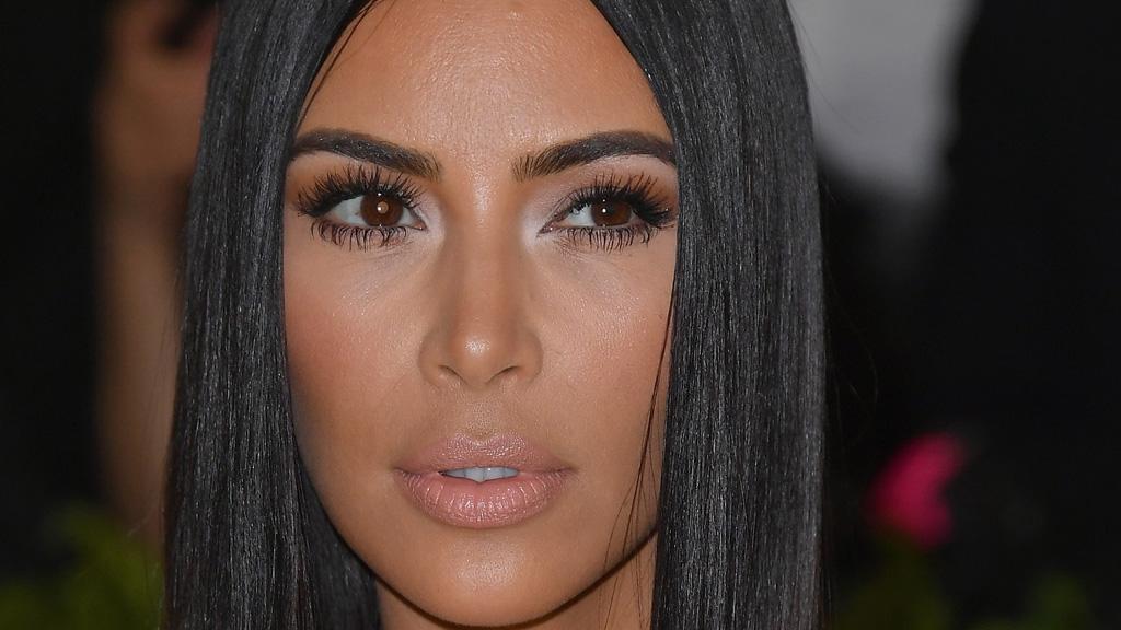 Kim Kardashian West is... Kim Kardashian Makeup Line