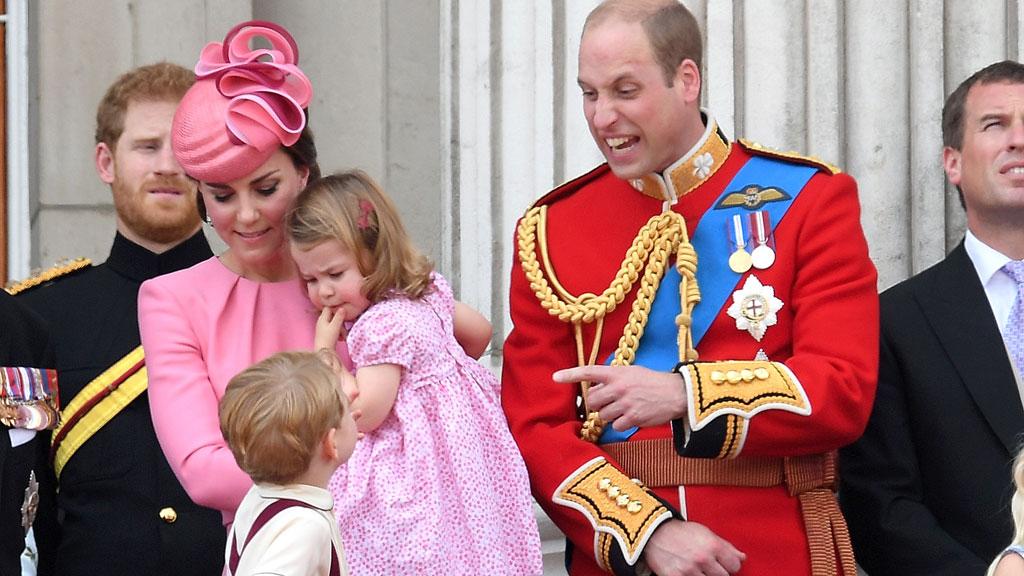 Prince William, June 2017