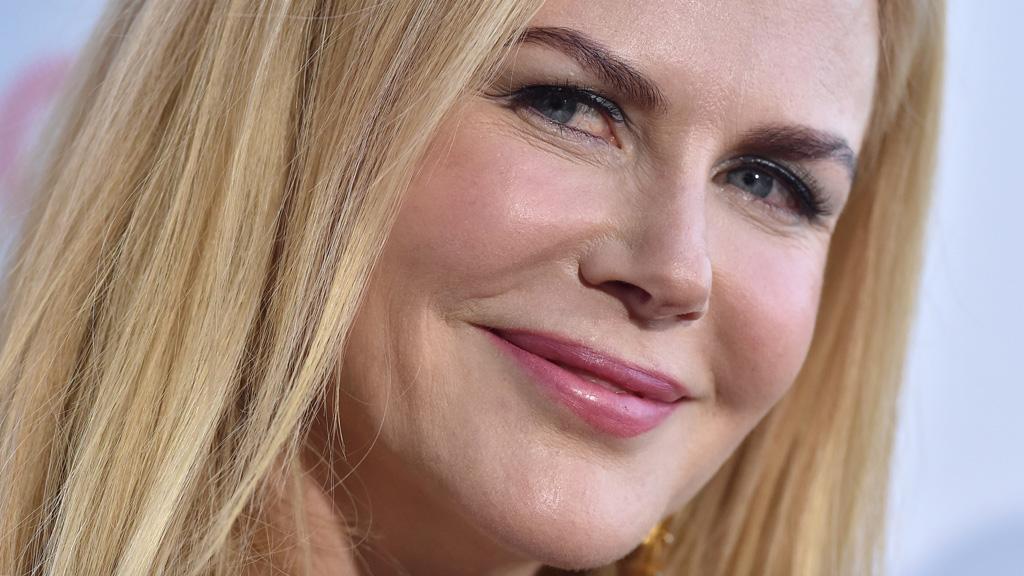 Nicole Kidman's sunscreen obsession
