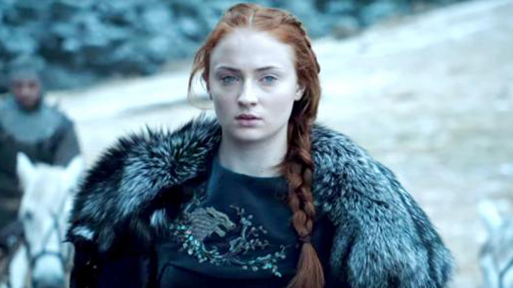 Sophie Turner as Sansa Stark Image: HBO