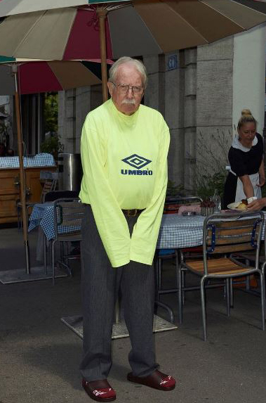 Your grandpa is now the height of fashion