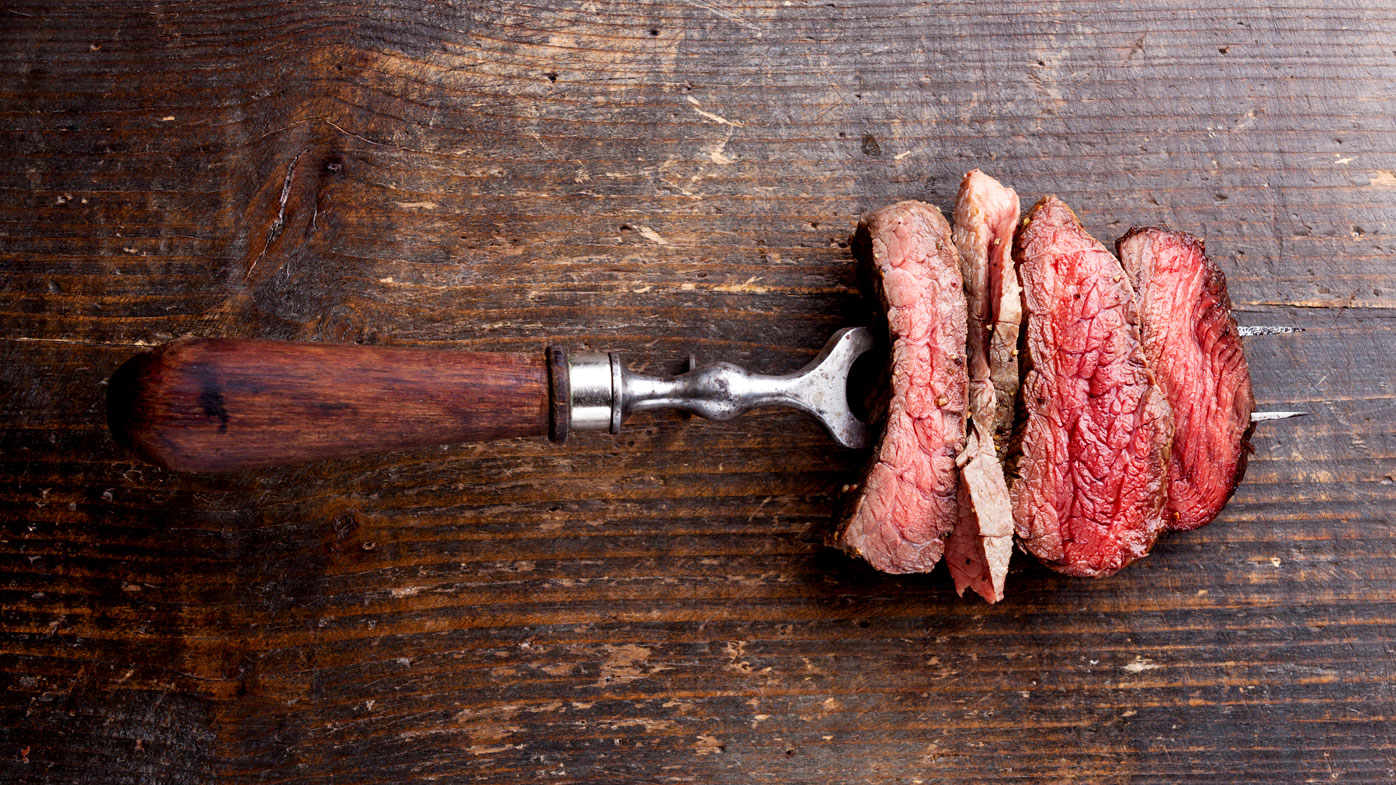 The big environmental benefits of eating a little less meat