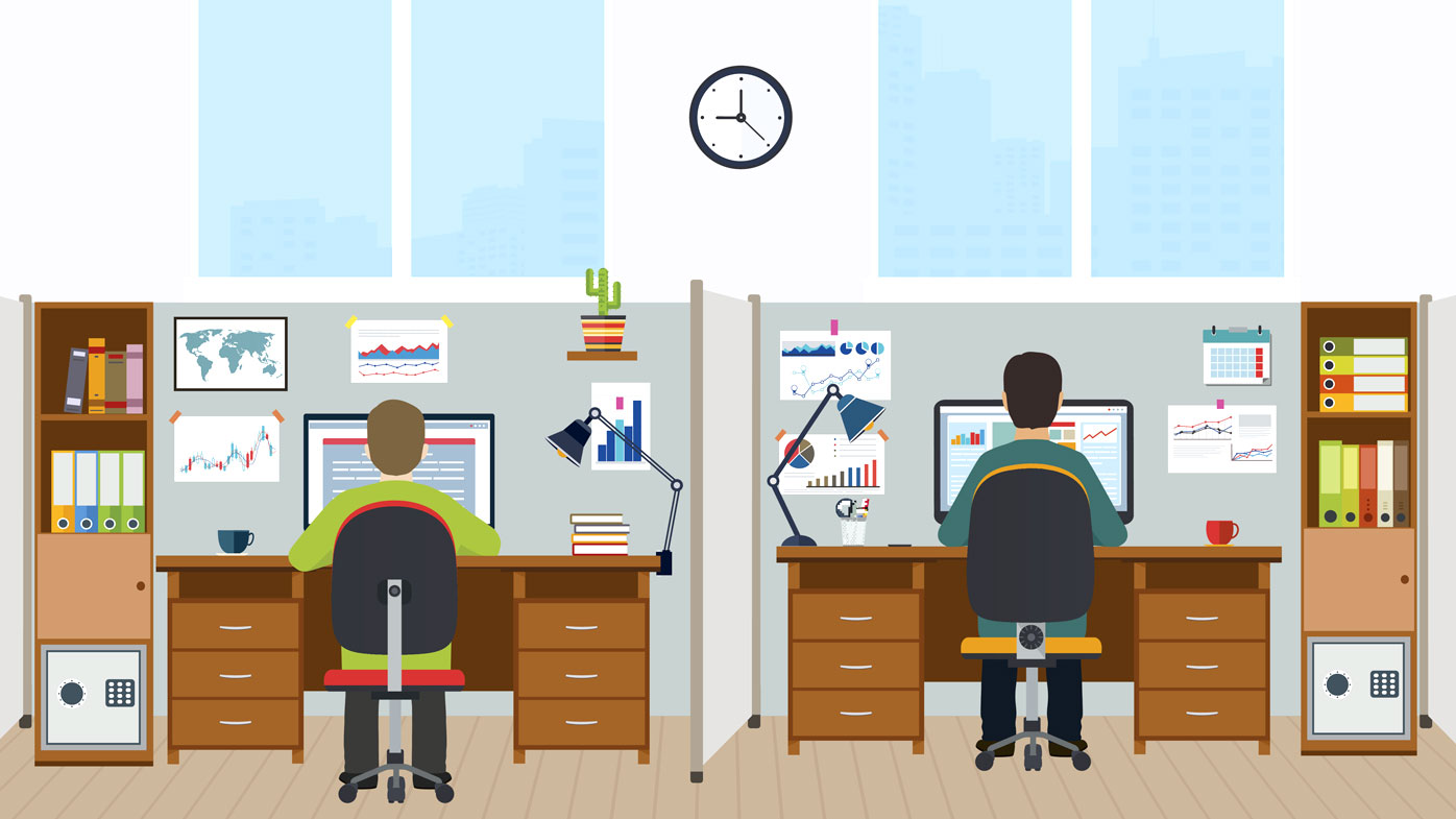 If you're an office worker, you probably spend more time sitting every day than pensioners