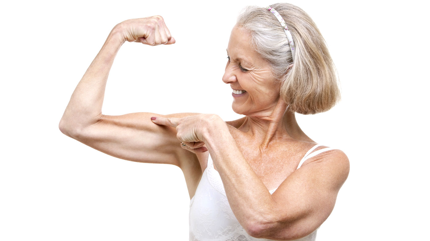 Your physical strength today predicts your mental strength tomorrow