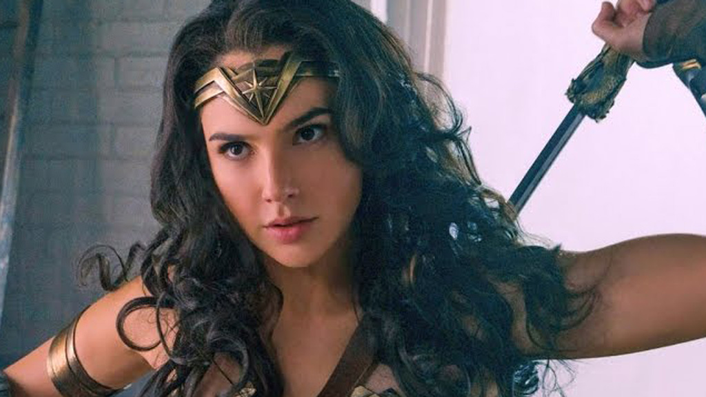 The Wonder Woman beauty takeover