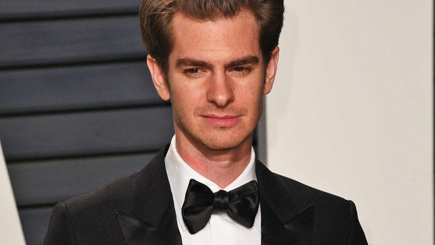 Andrew Garfield a 'gay man right now' sans 'the physical act'