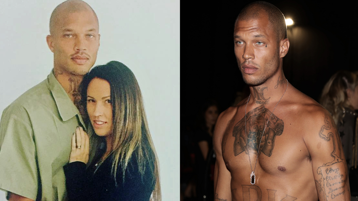 Jeremy Meeks' Wife Speaks Out