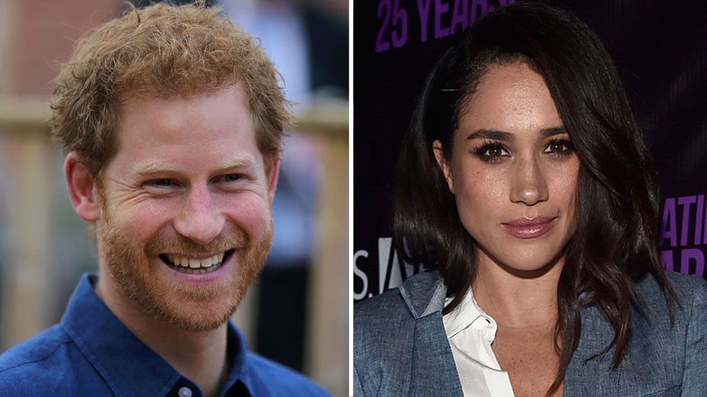Prince Harry and Meghan rumoured to announce engagement in December