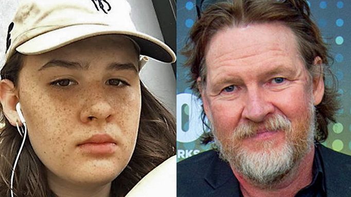 Donal Logue's daughter has returned home