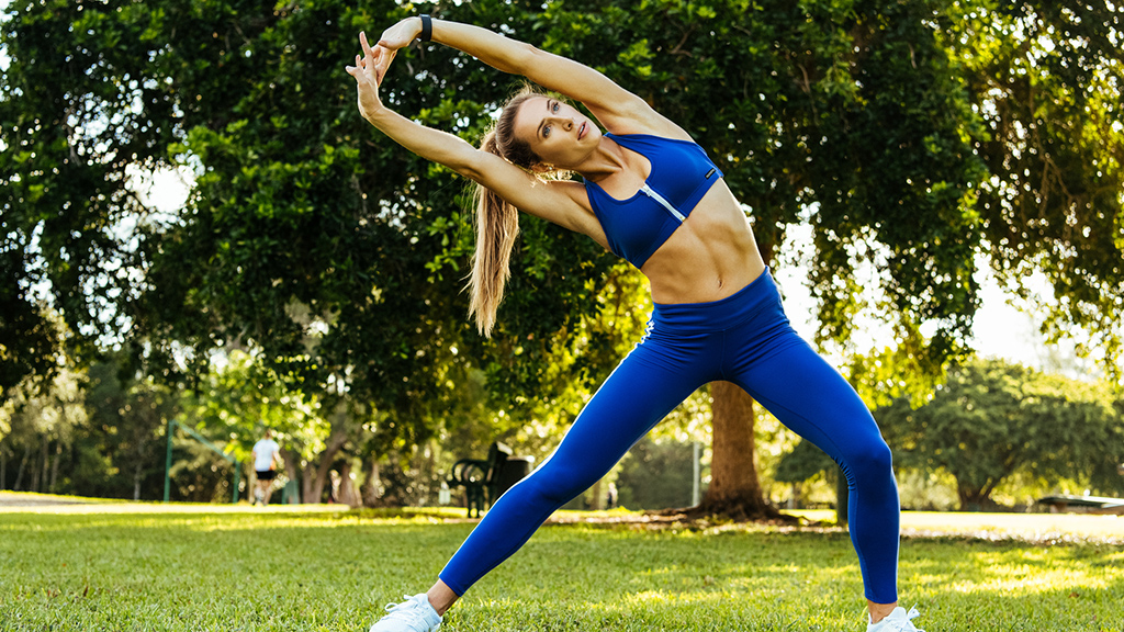 Activewear to get you through your winter fitness funk