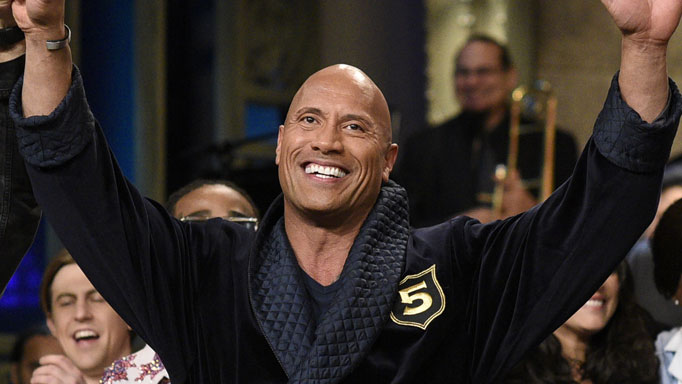 The Rock SNL