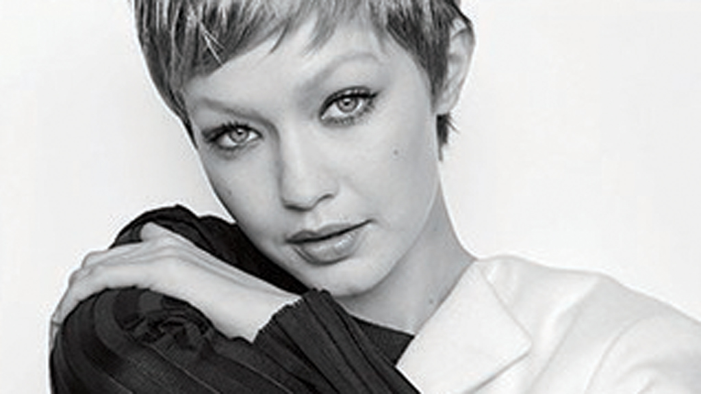 Gigi Hadid gets a pixie cut