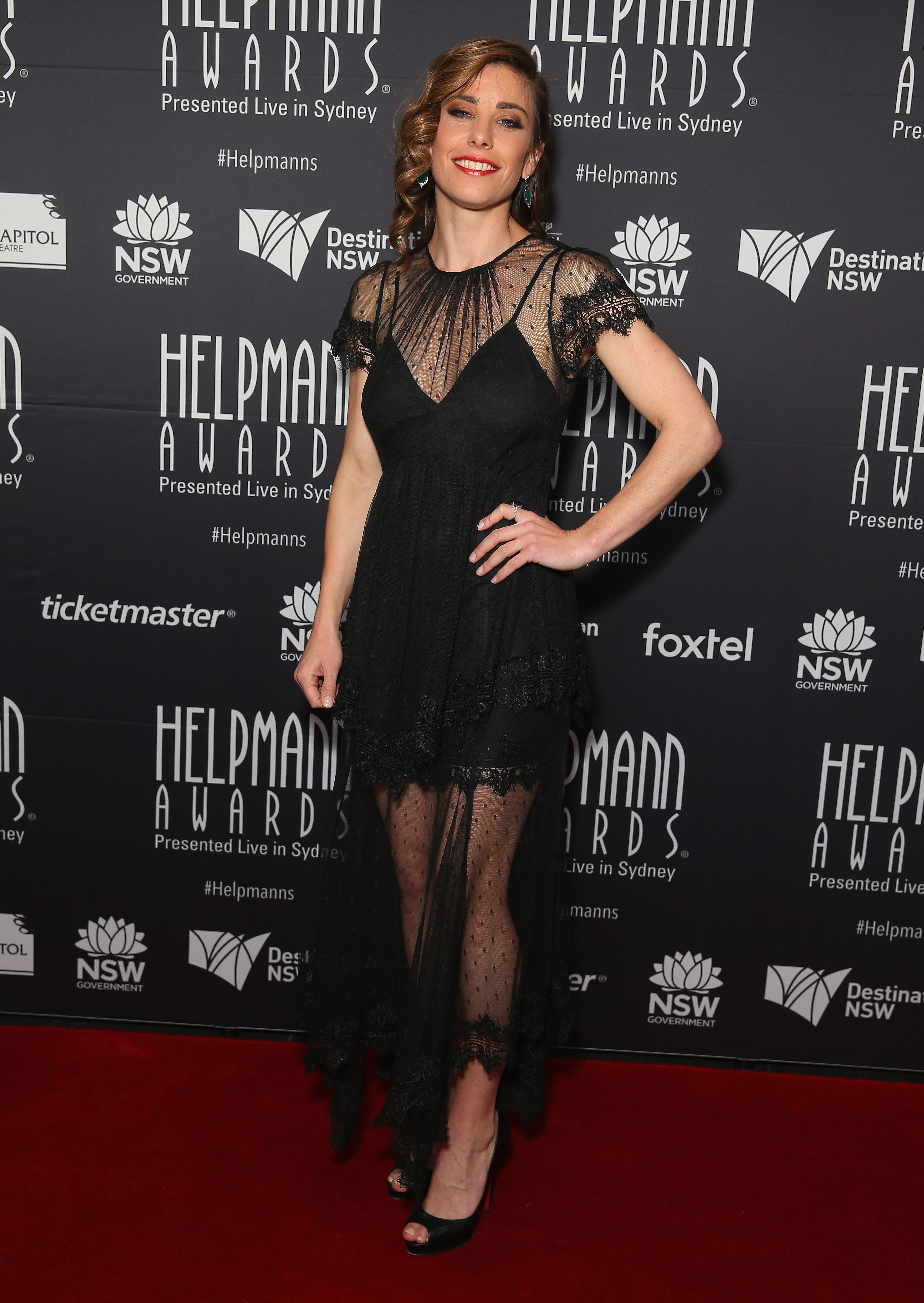 Classic Lines At The Helpmann Awards