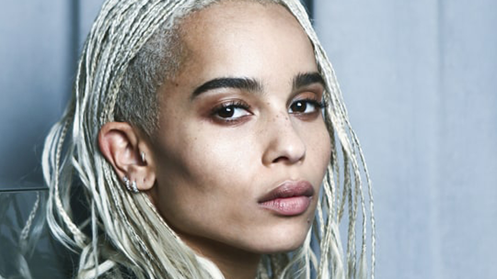 Zoe Kravitz is the new face of YSL Beauty