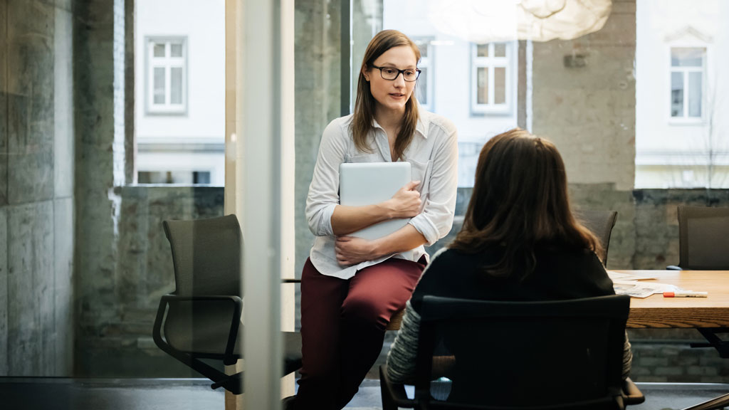 How to spot depression or anxiety in a colleague