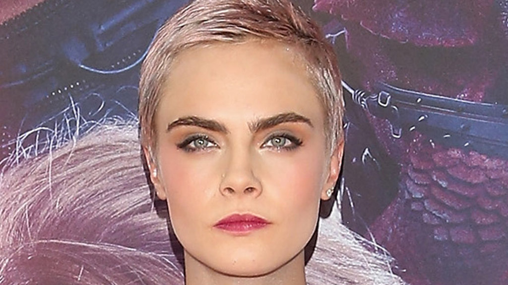 Cara Delevingne's dreamy new 'do