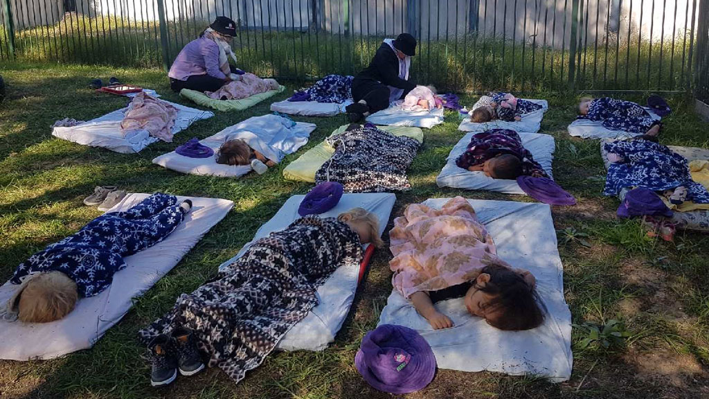 Perth childcare centre lets children as young as two sleep ...