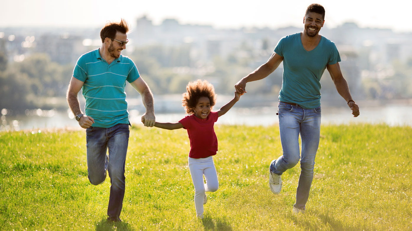 It's official: Same-sex couples don't influence their child's gender identity