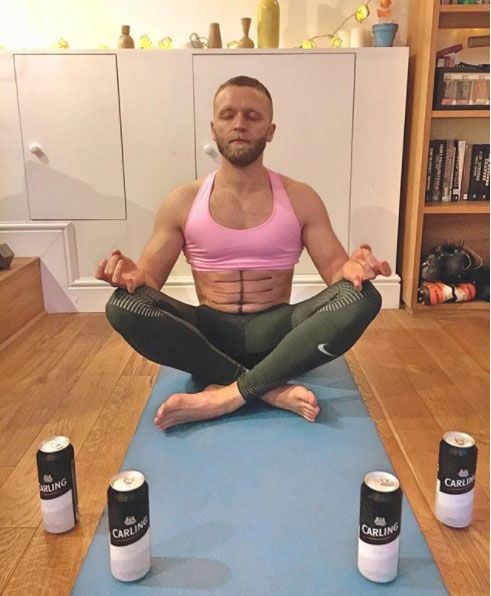 INSTAGRAMMER OF THE WEEK: Wellness Ted