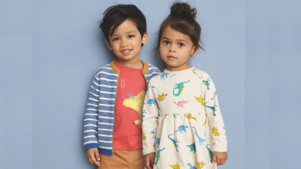 John Lewis scraps 'boys' and 'girls' labels from children's clothing