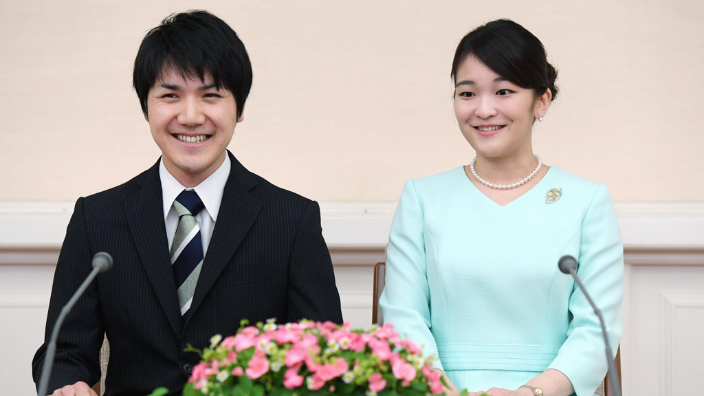 Japan princess to lose her royal status after announcing engagement to commoner