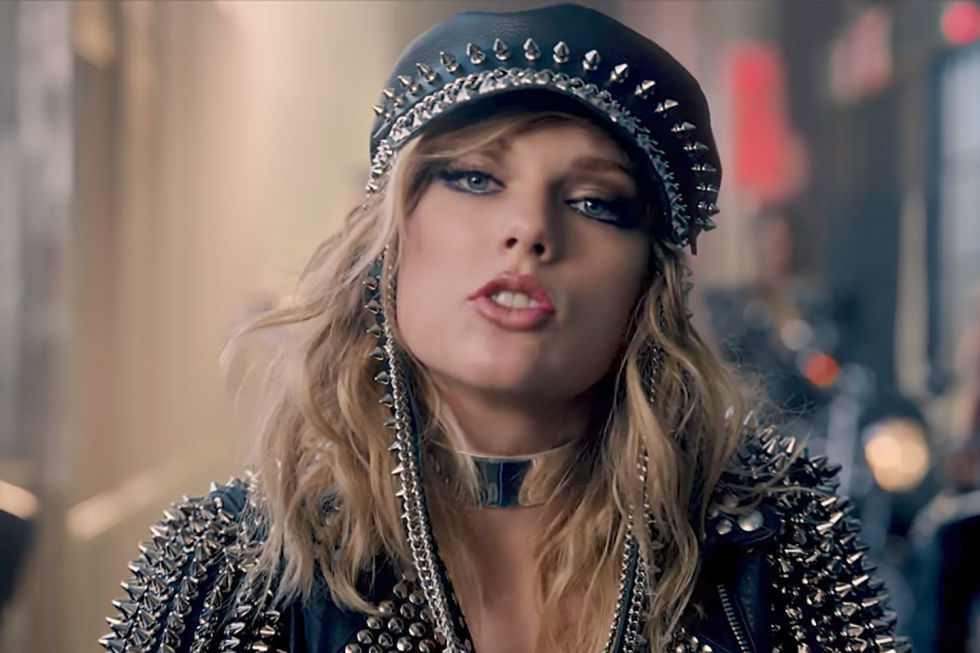 "Grammy Award-winner Taylor debuted the video to her new single <em>Look What You Made Me Do</em> at the <a href=""http://style.nine.com.au/2017/08/28/08/50/vma-red-carpet-2017"" target=""_blank"" draggable=""false"">MTV VMA Awards</a> and her strong beauty looks received just as much attention as the post-Trump track. <br> <br> Having long shed the go-to pigtails and curly ringlets from her early days in the spotlight, the 27-year-old takes on roughly 11 different incarnations in the clapback clip using red lips, smoky eyes, slicked-back ponytails and even a zombie-inspired look to tell her story.<br> <br> Click through to see the beauty products you need  to copy Taylor Swift's <em>Look What You Made Me Do</em> look."