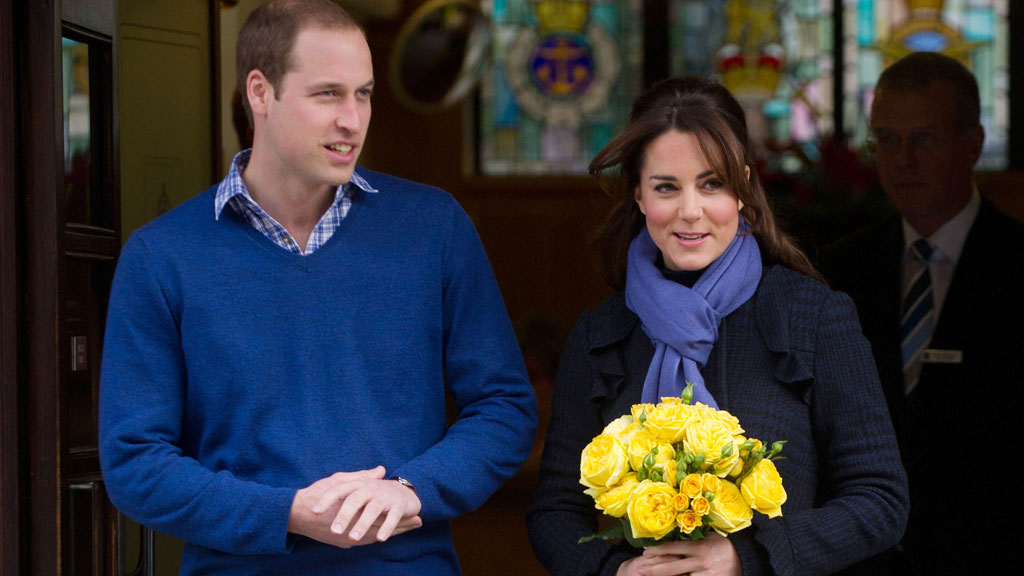 Catherine may feel awful, but royals are delighted with baby news