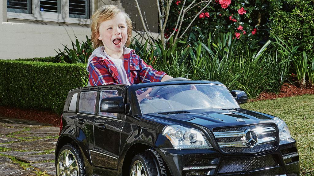ALDI Ride On Car