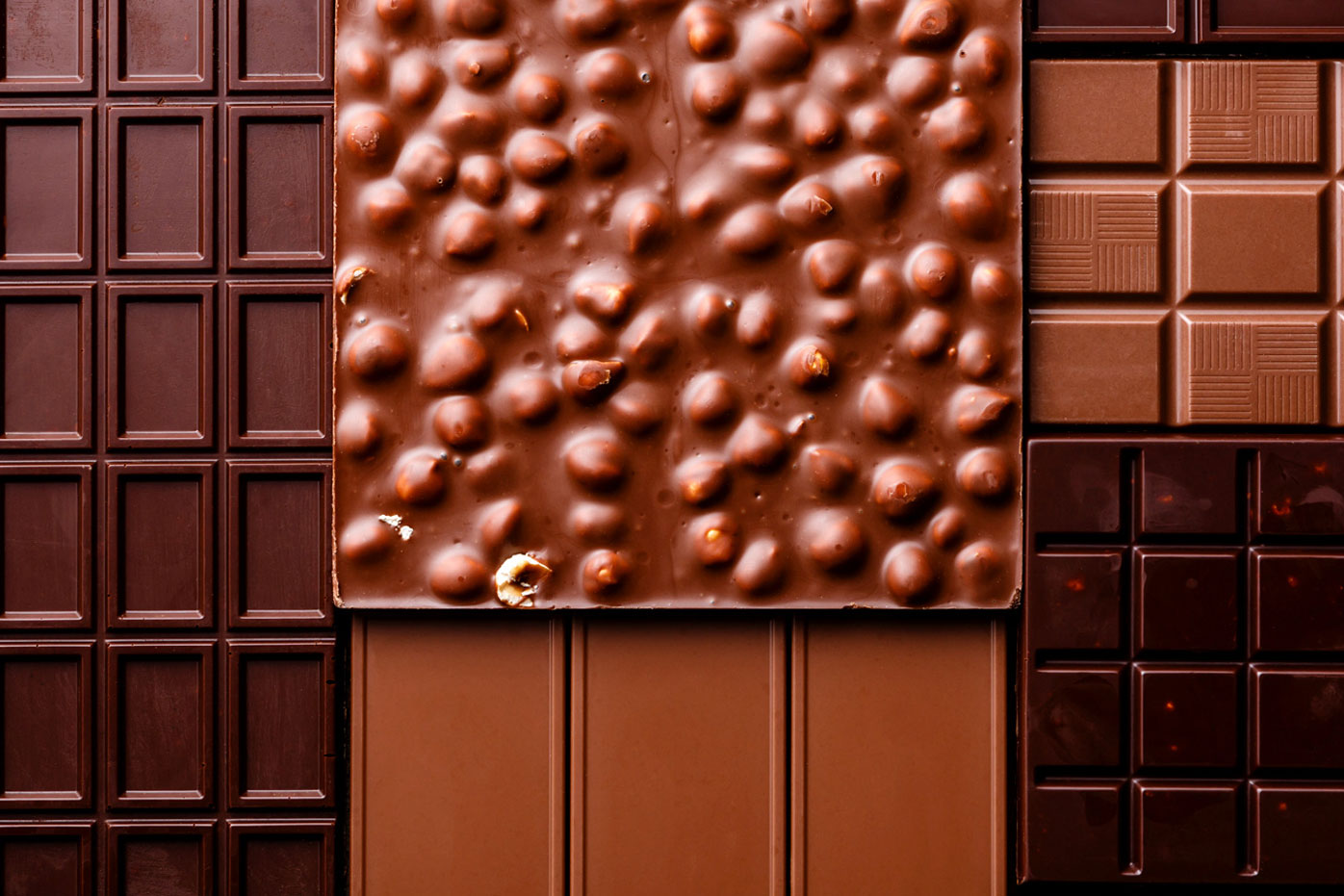 Chocolate: Increases brainpower
