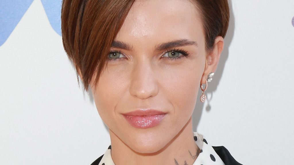 Ruby Rose's gender-neutral approach to beauty