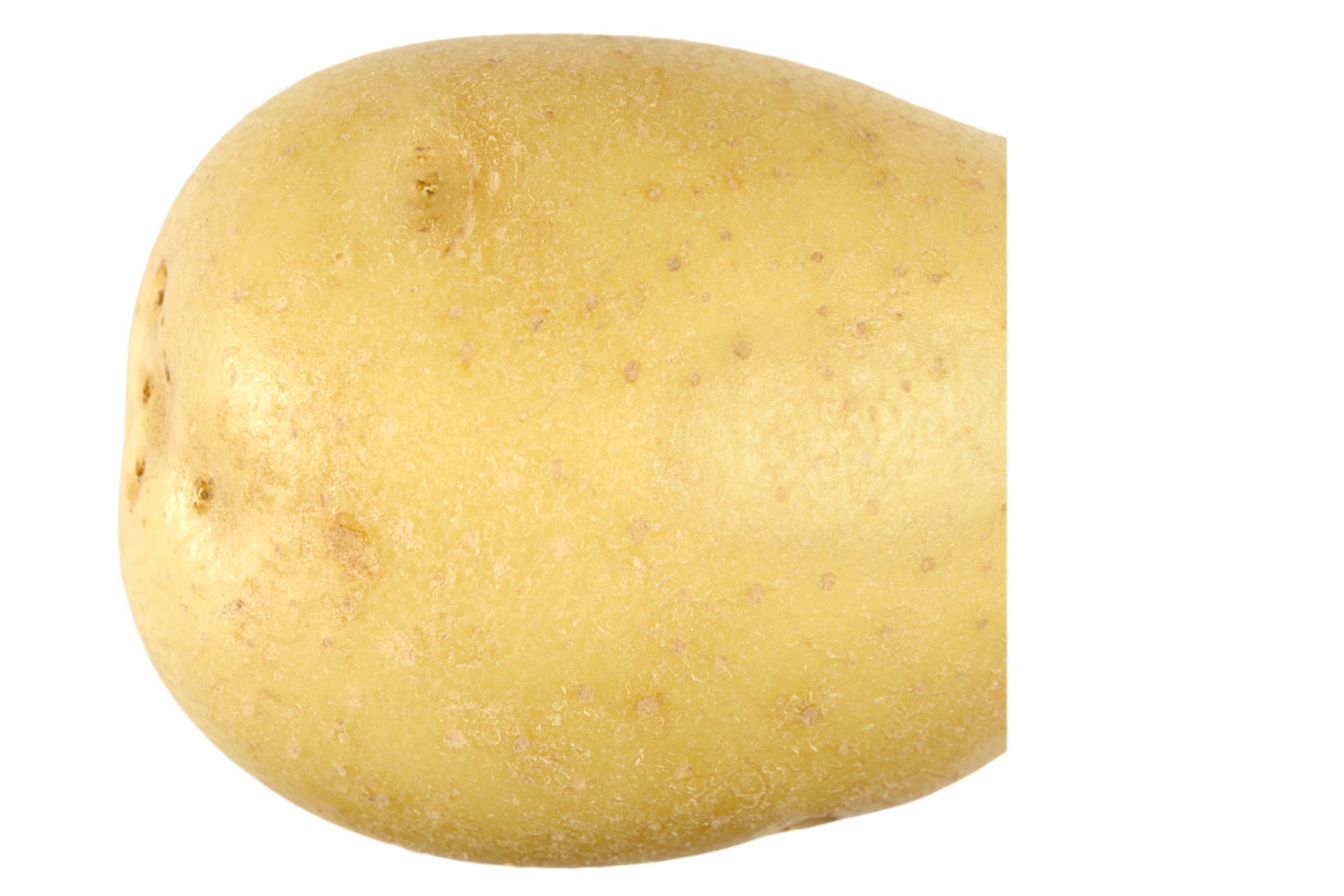 4/5 a small potato is 100 calories