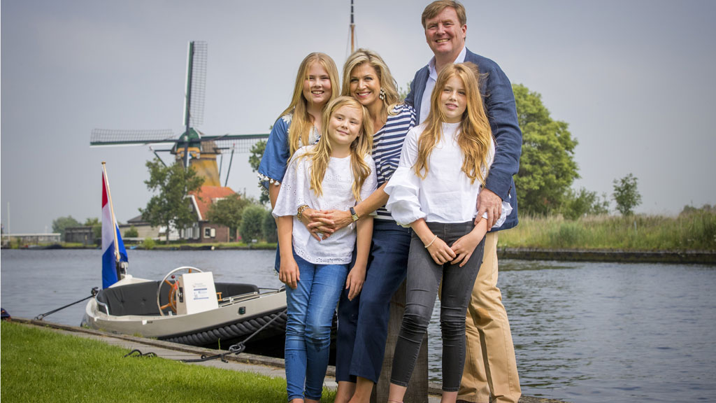 """The Dutch royal family pictures<span style=""""white-space:pre;""""></span>"""