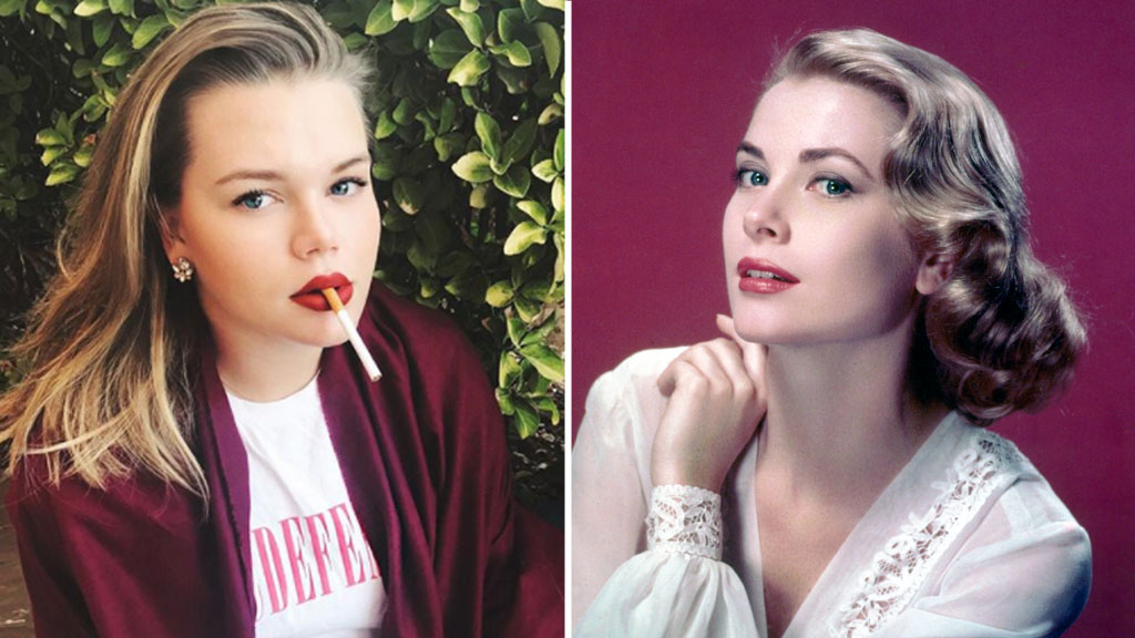 Camille Gottlieb is Grace Kelly's lookalike granddaughter