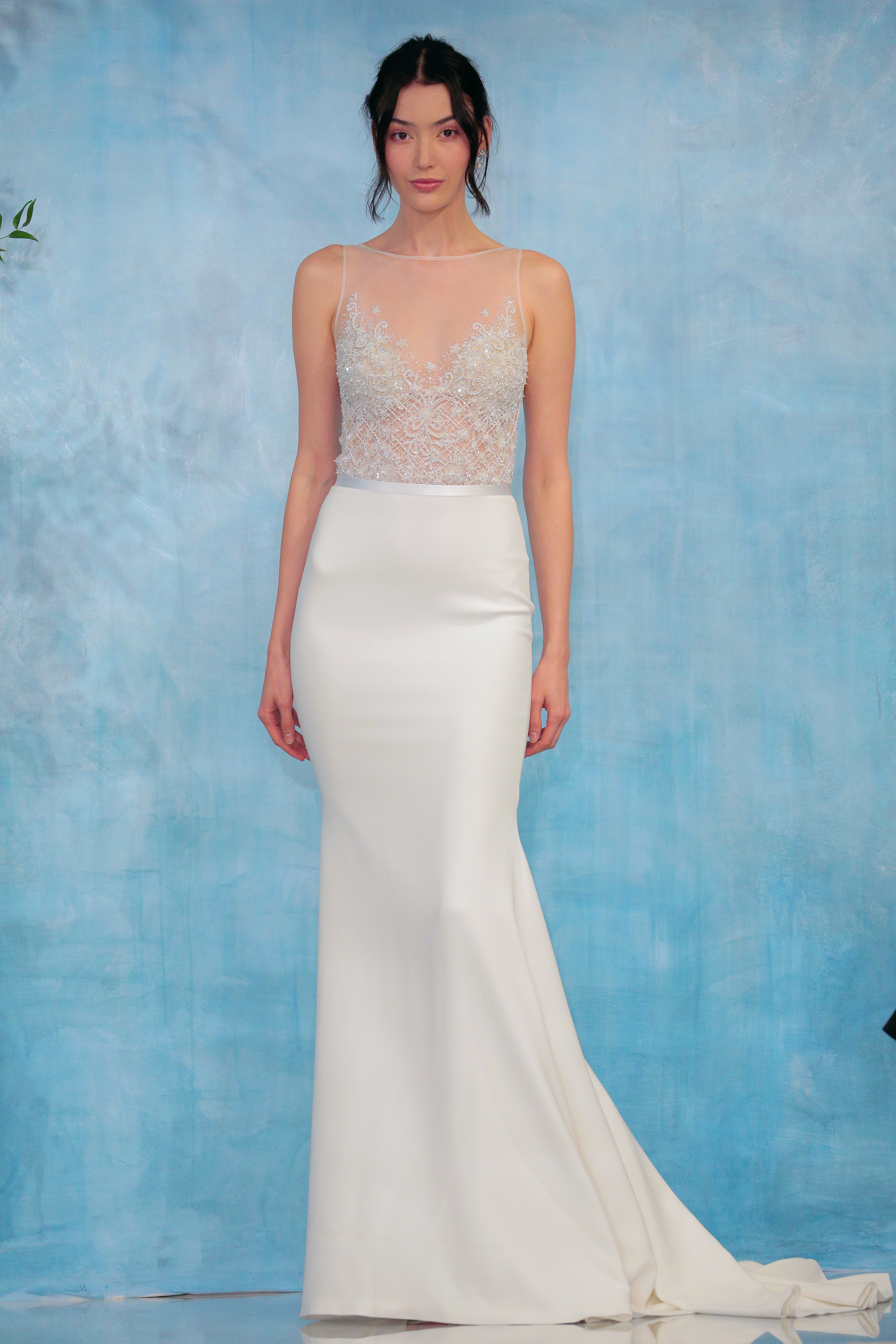 New York Bridal Fashion Week is here and so are all the dreamy dresses