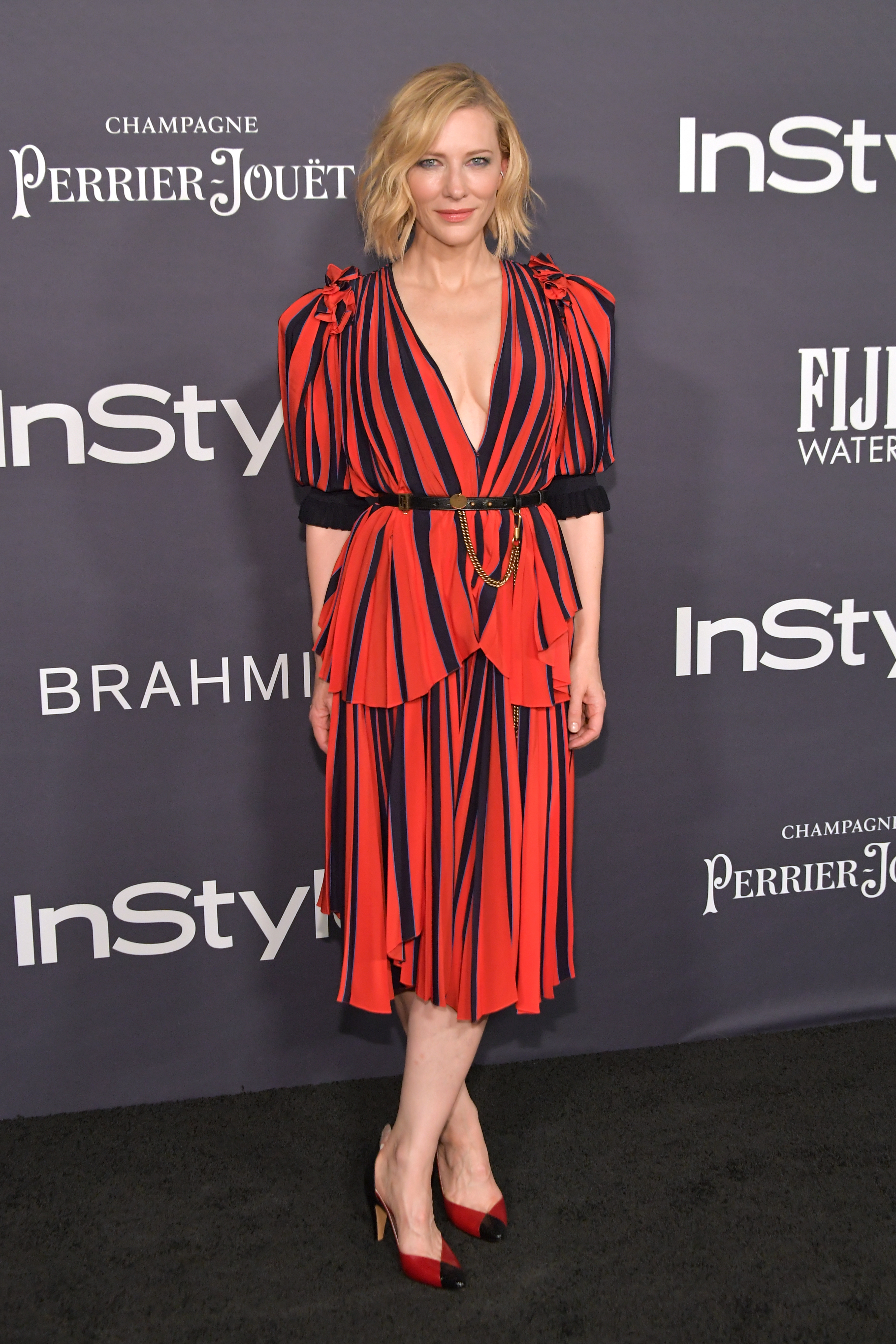 <p>From models and muses to actresses and politicians, Australia has no shortage of fashionable female trailblazers.</p> <p>Point in case, Academy award-winner Cate Blanchett who picked up the coveted InStyle Magazine ' Style Icon' award in October 2017.</p> <p>Blanchett isn't the only high-profile Australian women who has put her sartorial stamp on the fashion world.</p> <p>Nicole Kidman, Margot Robbie and MP Julie Bishop are some of the other high-profile names  proved that Australian women and style status go together.</p> <p> Click through to see our pick of ten of Australia's most fashionable ladies.</p>