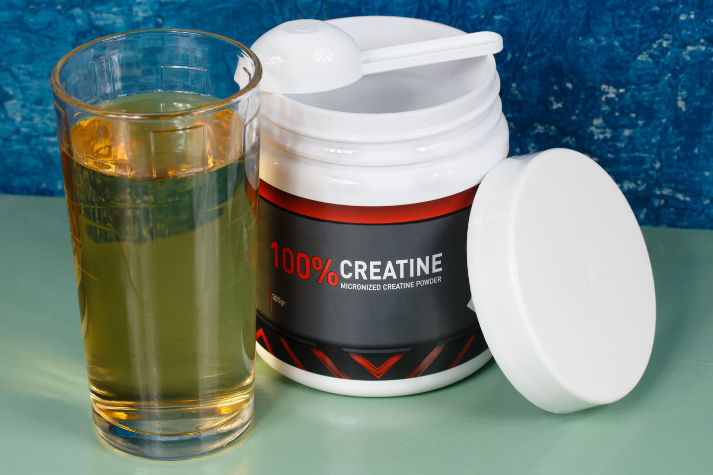 Creatine monohydrate: Works