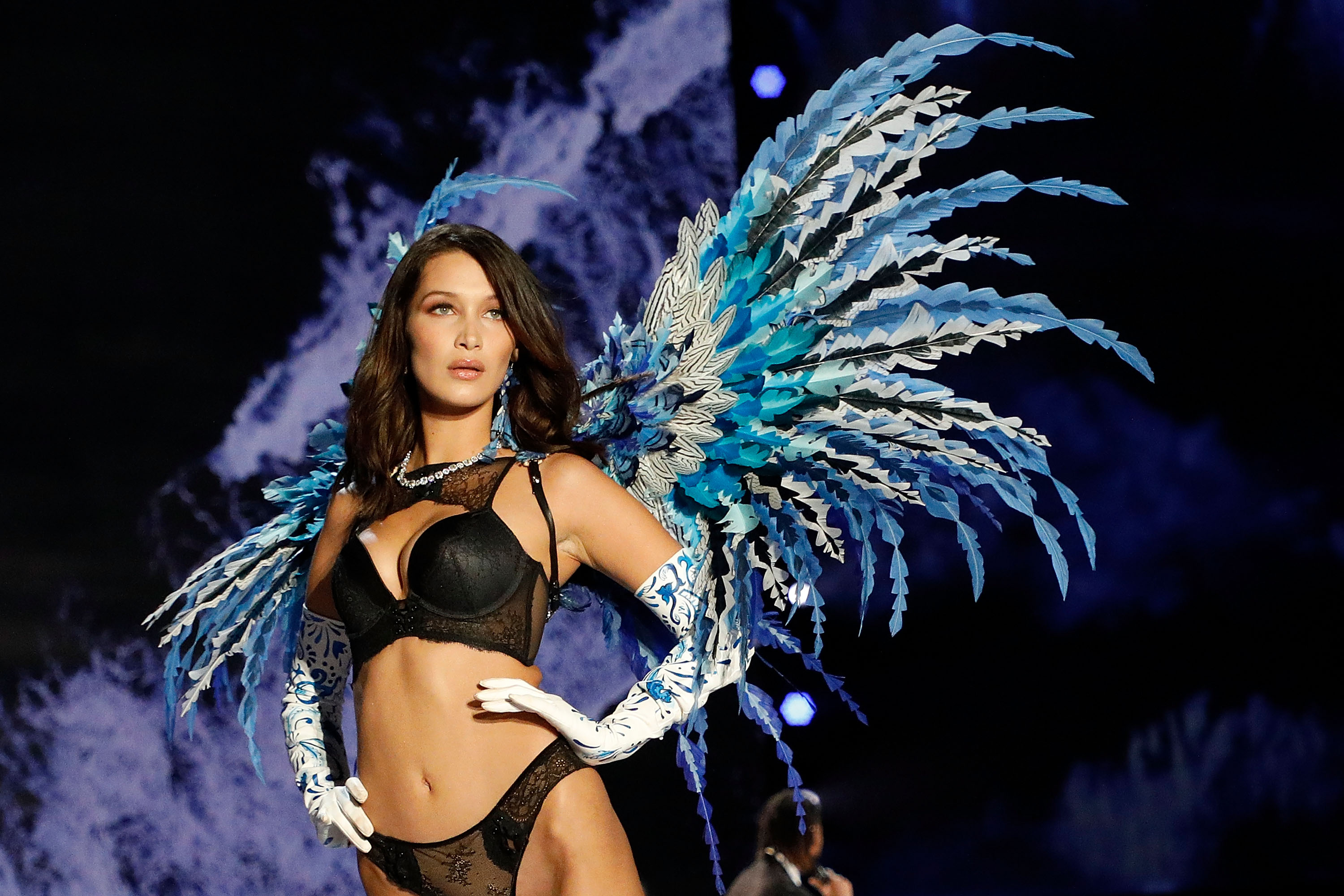 "<p>The sequins have settled on the runway extravaganza that was the <a href=""https://style.nine.com.au/2017/11/21/01/10/victorias-secret-2017-shanghai"" target=""_blank"" draggable=""false"">2017 Victoria's Secrets fashion show</a>.</p> <p>Shanghai played host to the Olympics of fashion that saw 60 top models slip into sky-high stilettos and diamond-encrusted wings to strut their stuff for the world's leading lingerie company.<br /> <br /> Despite the dire headlines in the days leading up to the show, <a href=""https://style.nine.com.au/2017/11/21/09/36/victorias-secret-2017-models-angels-fashion"" target=""_blank"" draggable=""false"">owing to the absence of Gigi Hadid and musical actKaty Perry</a>, the mood of this year's show was buoyant and bold.</p> <p>Harry Styles and Miguel sang and Balmain's creative director Olivier Rousteing designed wings for the likes of Bella Hadid, Taylor Hill and Jasmine Tookes.</p> <p>We have rounded up 15 of the hottest looks from the 2017 Victoria's Secret Fashion Show.</p>"