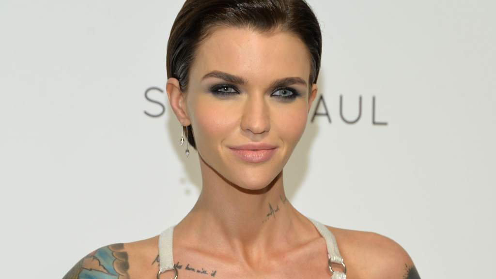 Ruby Rose Celebrity Hair Changes Really: Hollywood's Favourite Haircut Is On Its Way Out