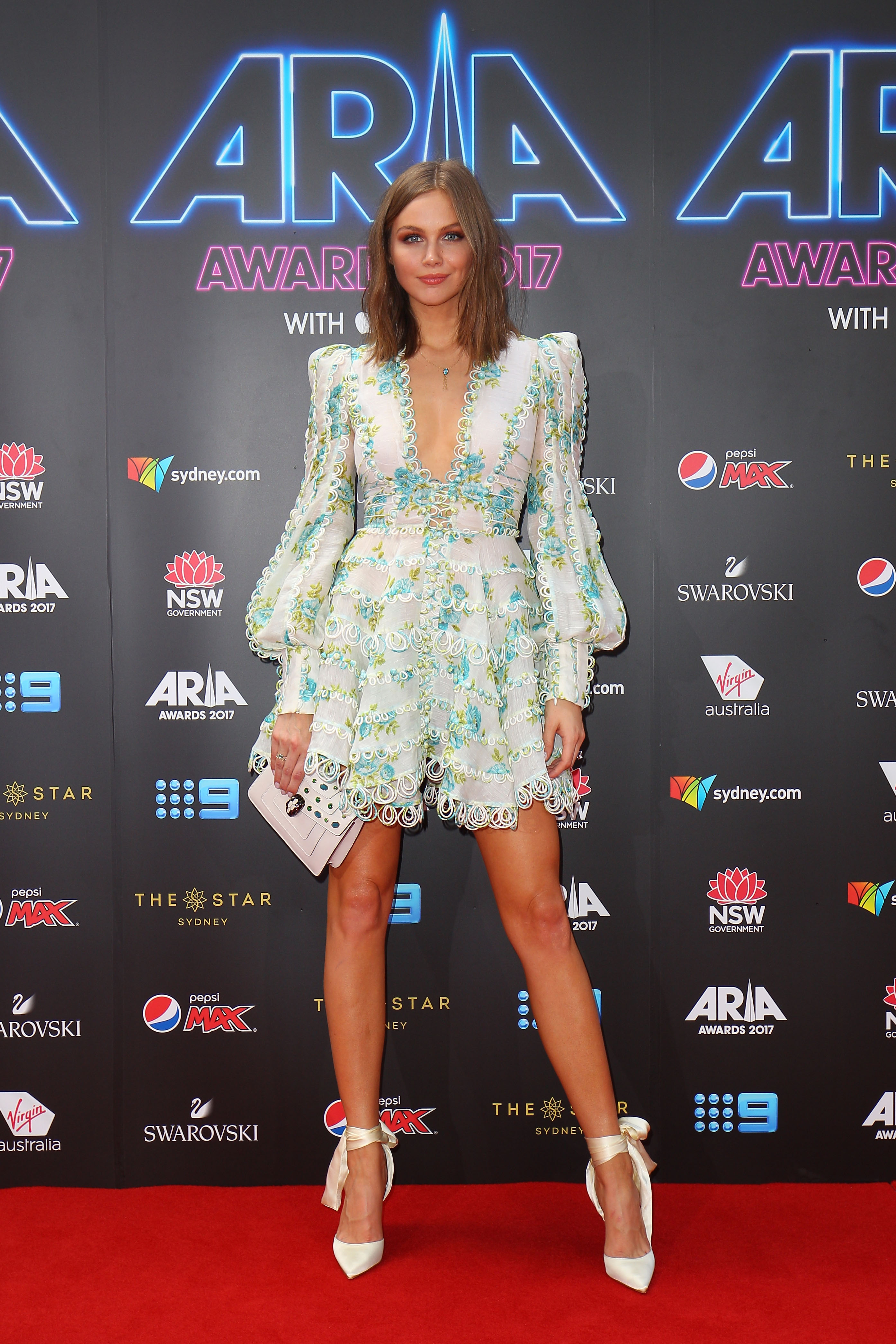 <p>The ARIA Music Awards are like Christmas for Australian pop stars, TV personalities and Insta-celebrities as they abandon all dress codes and wear whatever they want - or can beg, borrow and steal from a stylist.</p> <p>With jewelry giant Swarovski sponsoring this year's red-carpet we hope the ensembles pack plenty of sparkle.</p> <p>Here are the most stylish, outrageous and intriguing ensembles on the red carpet at the 2017 ARIA Awards.</p> <p>Take it away E! Australia hostKsenija Lukich in Zimmermann.</p>