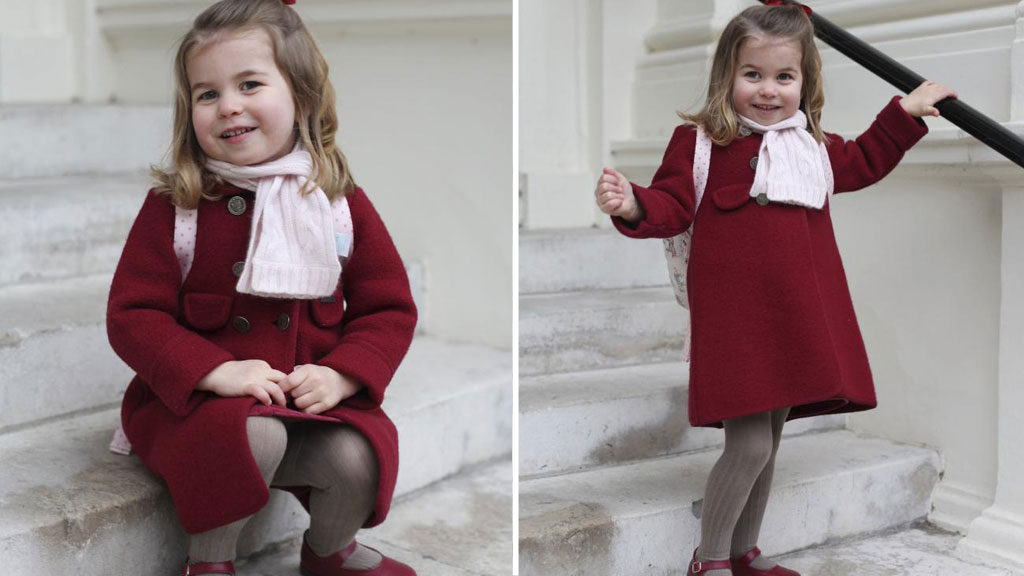 According To The Queen, Princess Charlotte Rules The Royal Family