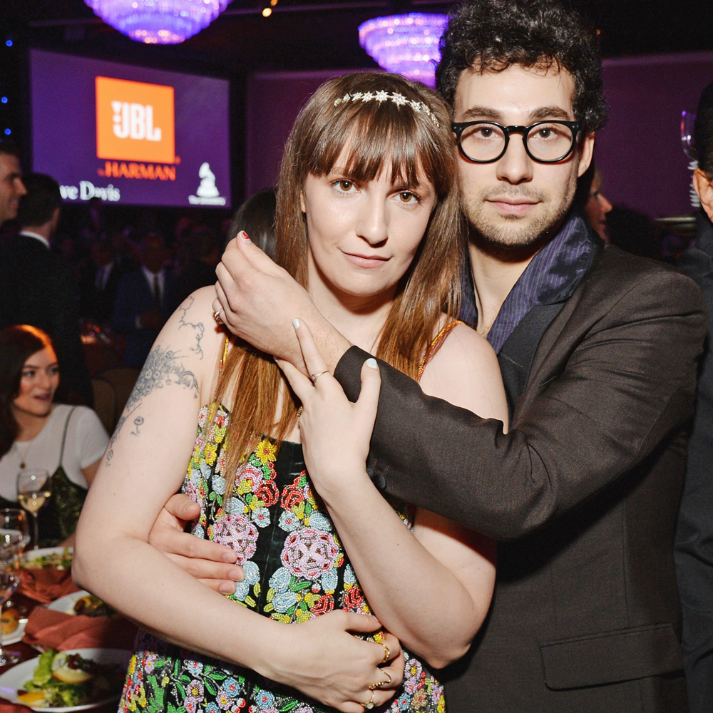 Lena Dunham & Jack Antonoff Are No Longer A Couple!