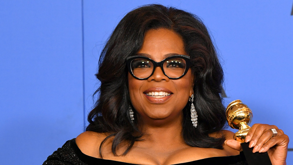 reasons oprah should be president