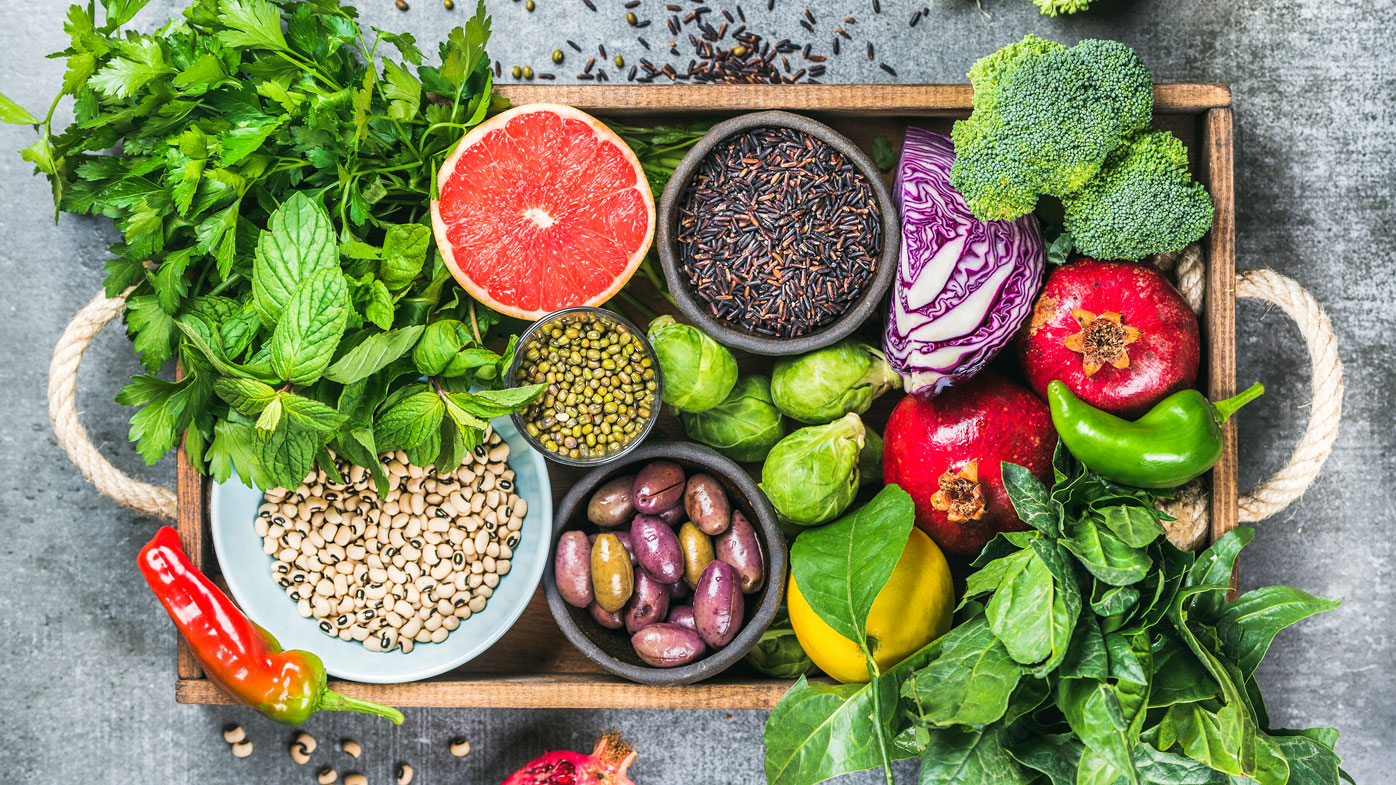 Watch Foods With THESE Types Of Antioxidants Could Help Keep You From Gaining Weight video