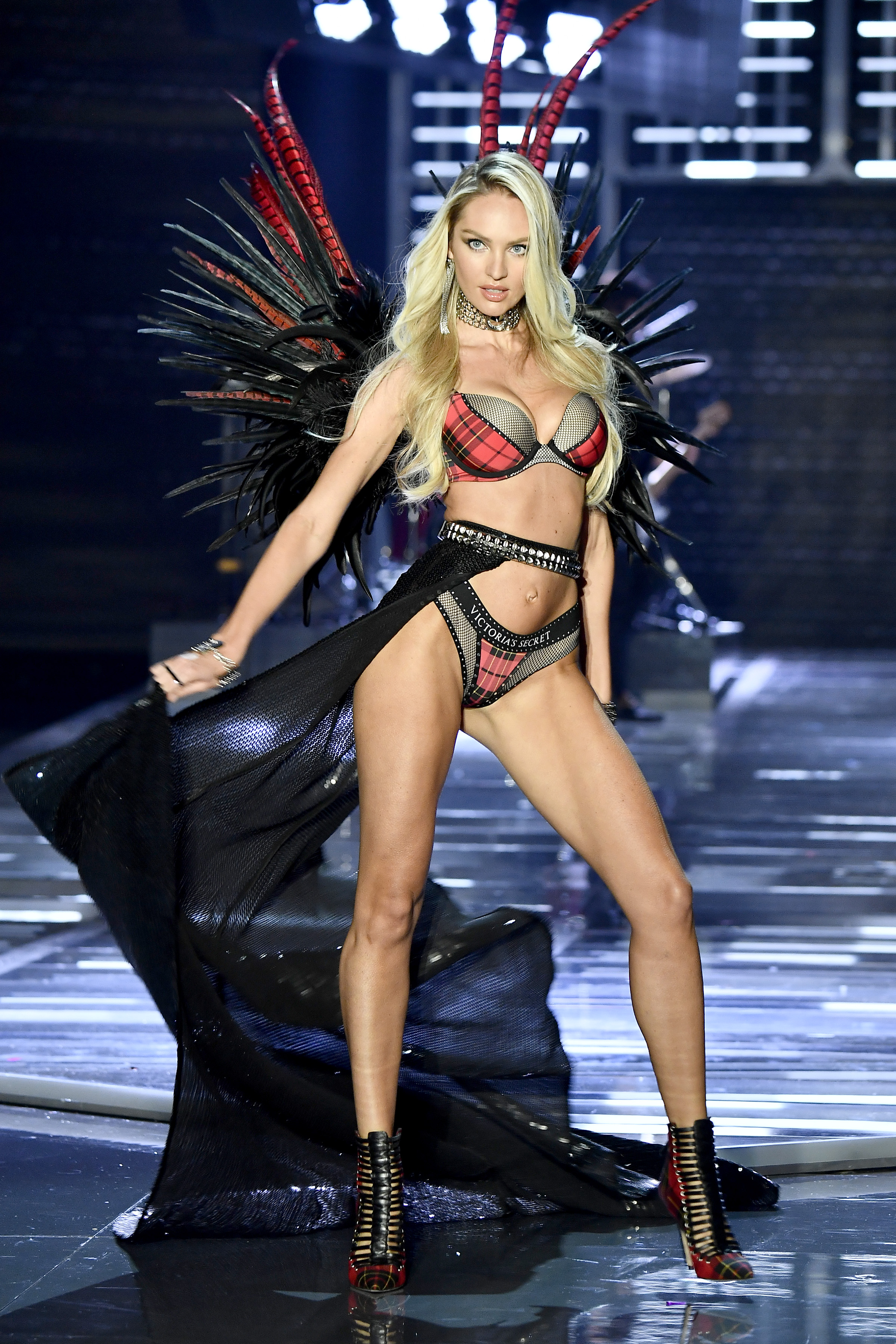 "<p>Along with being one of the world's most beautiful women, <a href=""https://www.instagram.com/angelcandices/"" target=""_blank"" draggable=""false"">Victoria's Secret angel Candice Swanepoel </a>can now add the title of being the most influential lingerie model on Instagram to her already packed resume.<br /> <br /> A yearly review conducted by<a href=""https://www.bluebella.com/"" target=""_blank""> lingerie company Bluebella</a>, has revealed that the South-African model's 11.8 million followers and average of 300,000 likes per post have earned her the number one spot on the list.</p> <p>As part of the current crop of VS angels, the pregnant mother-of-one has transformed her runway success to the digital world, with her reportedly able to earn up to $87,000 for a sponsored post.</p> <p>The blonde bombshell isn't the only model whose smalls have helped her reign supreme on social media. British model and former angel Rosie Huntington Whiteley and burlesque bombshell, Dita Von Teese, also made the top ten.</p> <p>Click through to see the lingerie models who are creating the most buzz on Instagram.</p>"