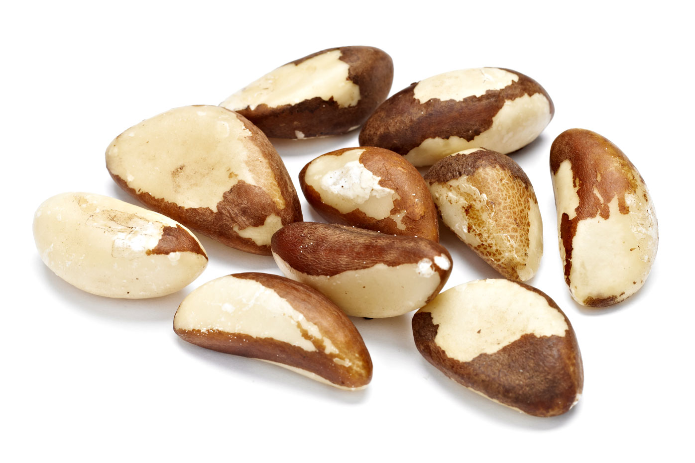 Brazil nuts: 340 micrograms per five nuts
