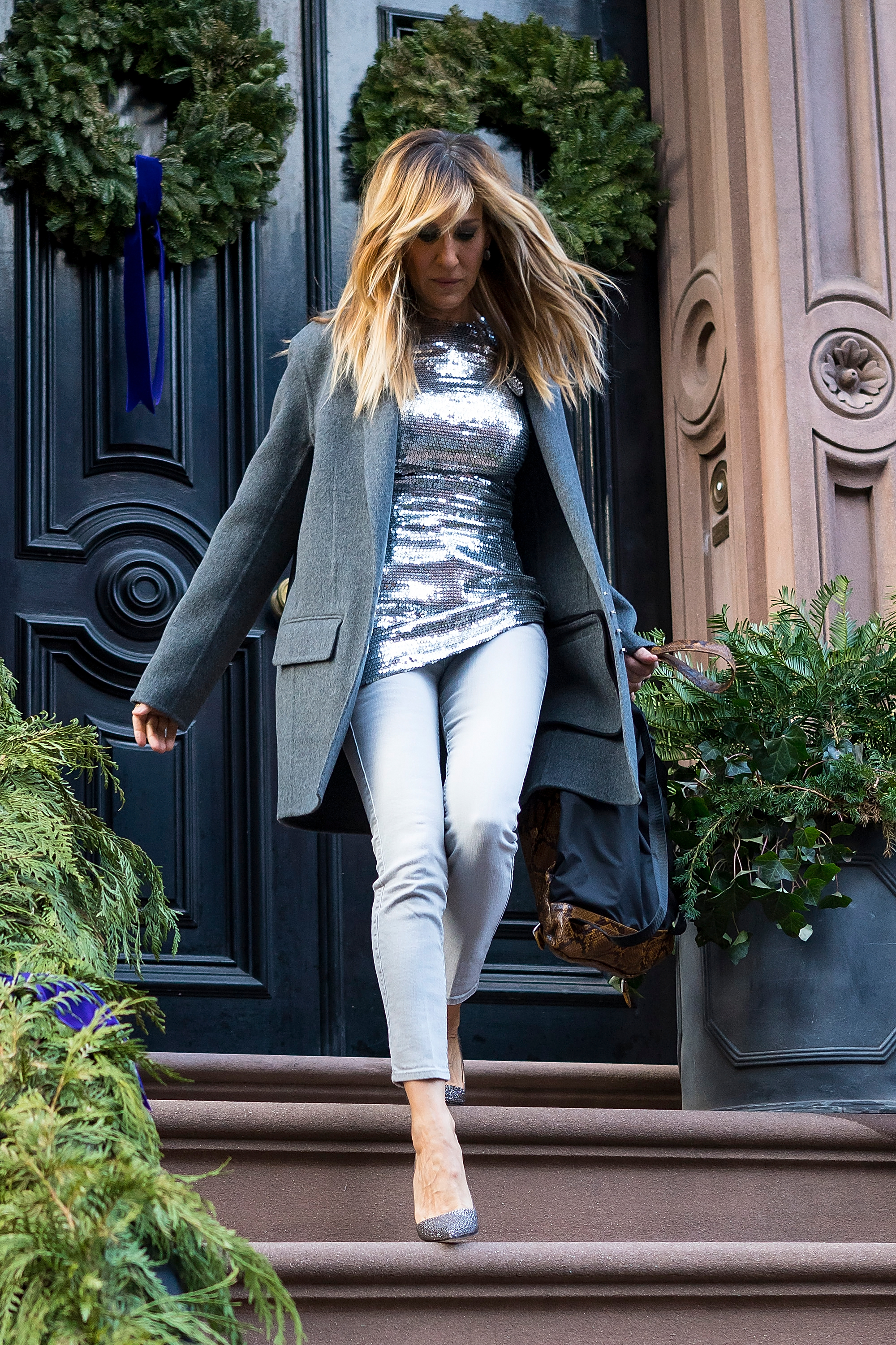 <p>Even when they're not busy strutting the red carpet or fronting premieres,  the A-list still manage to pull plenty of star power in the style stakes.</p> <p>This week Gigi and Bella Hadid used the streets of New York as their personal runway while they were out and about in looks to kill, while Lupita Nyong'o stepped out for dinner in head to toe leather in Los Angeles.</p> <p>Take a look at some of our favourite off-duty looks for the week…</p>