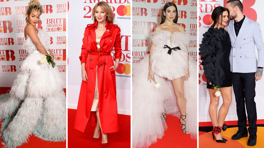 <p>From layered lace to a giant tutu, the guests of this year's Brit Awards have really brought their A-game to London's O2 Arena.</p> <p>Click through to see all the style winners from the 2018 Brit Awards.</p>