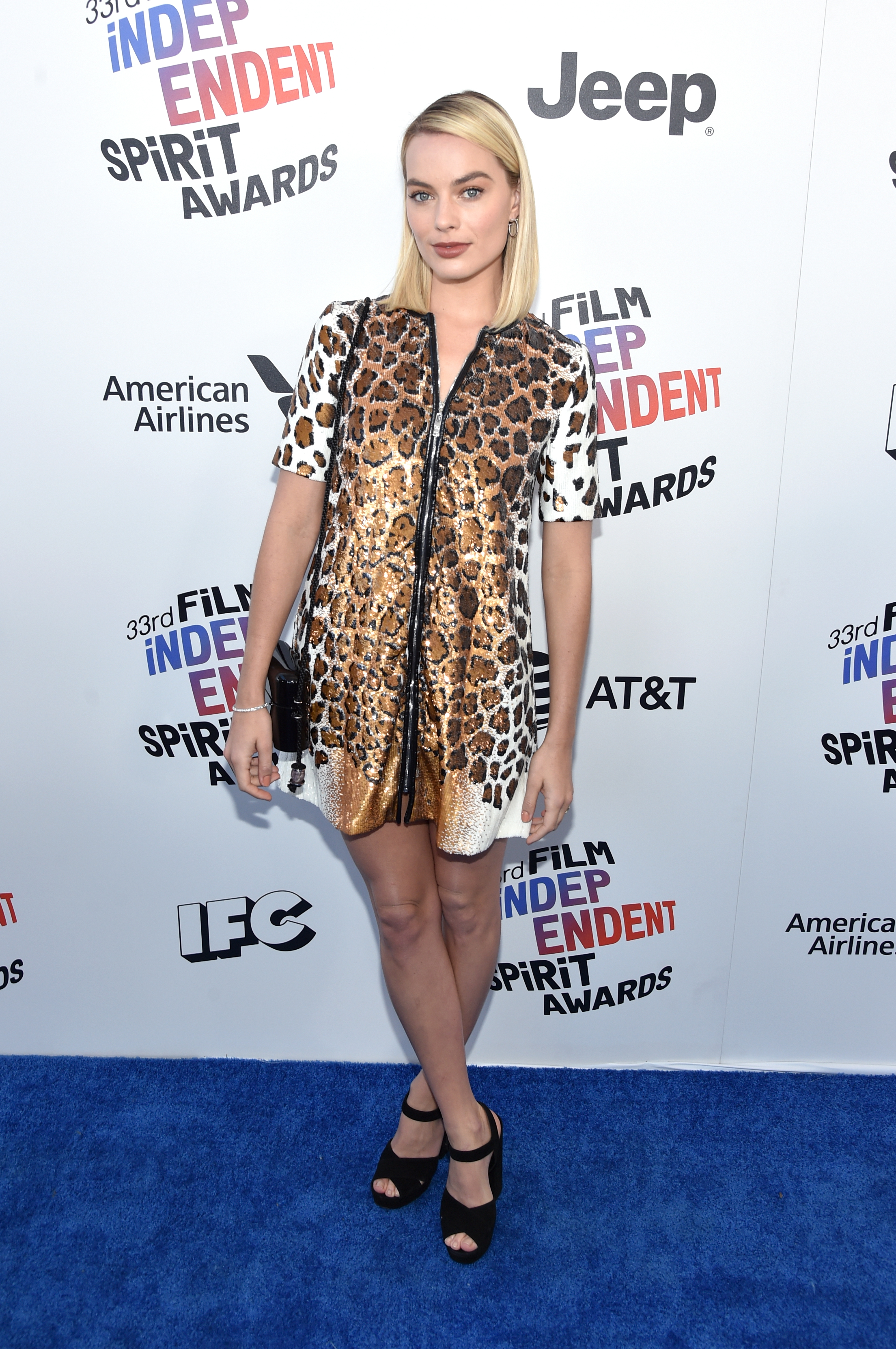 <p>It's the eve of film's night of night's, the Academy Awards. But before the stars pull out all the style stops for the Oscars, the A-listers gathered to celebrate the best in independent film at the 2018 FilmIndependent Spirit Awards in Los Angeles.<br /> <br /> In a rather bold move, Margot Robbie ditched the traditional full length gown for a Louis Vuitton mini-dress, while Amanda Seyfriedstunned in a cut-out Alexander McQueen gown.</p> <p>Click through to see the A-listers who brought their A-game...</p>