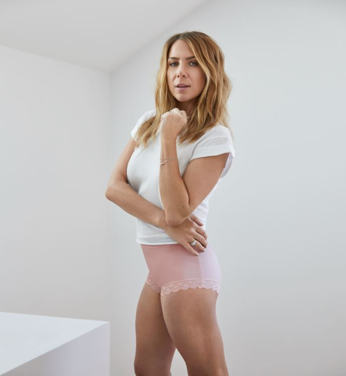 Kate Ritchie stuns in new underwear campaign