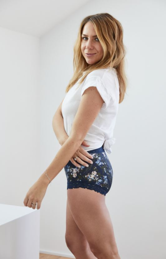 "<p>Australia's golden girl Kate Ritchie has come a long way since playing Sally Fletcher on Home & Away.</p> <p>Iconic <a href=""https://www.jockey.com.au/"" target=""_blank"">Australian underwear brand Jockey </a>has today launched their latest campaign, 'She Wears the Pants' staring the Nova co-host in her smalls - and rocking it.</p> <p>The mum of one is fronting the new collection which celebrates a woman's right to wear comfortable underwear, that's bottoms that cover your behind and don't ride up. Amen.</p> <p>Ritchie says with a hectic lifestyle, comfort is key.</p> <p>""In my busy life juggling radio and family, it's more important than ever to feel comfortable and confident every day. It's all about starting the day with a confident foundation and that's my Jockey underwear. No one does coverage like Jockey and I am obsessed with the Parisienne range!"" says Ritchie.</p> <p>The new range is available to purchase <a href=""https://www.jockey.com.au/"" target=""_blank"">now</a>.</p> <p>Click through to check out the brunette beauty's starring role in the new campaign…</p>"